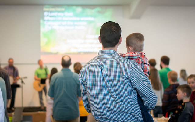 Building community as a network of churches